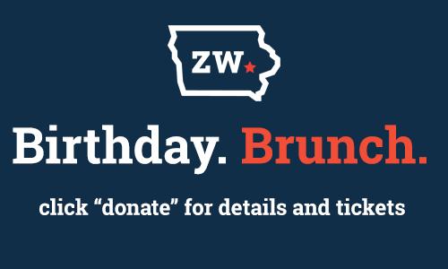 Zach Wahls for Iowa Senate